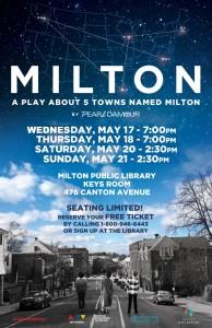 MILTON poster Pilla update