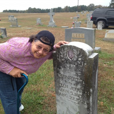 Twinkle and Grave Stone